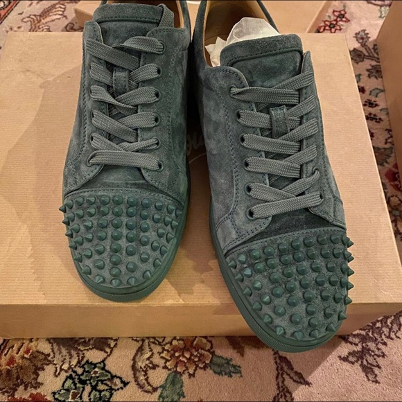 Christian Louboutin Other - Christian Louboutin spike low top